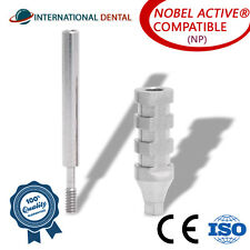 Transfer Open Tray Np For Nobel Biocare Active Hex Dental Implant
