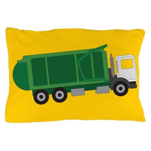 "20/""x30/"" 1610066767 CafePress Garbage Truck Standard Size Pillow Case"