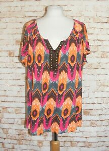 plus-size-20-Soon-tunic-top-summer-short-angel-sleeves-y-neck-multi-print-jersey