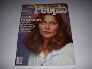 Vintage-PEOPLE-Magazine-March-28-1977-FAYE-DUNAWAY-Cover-ROMAN-POLANSKI