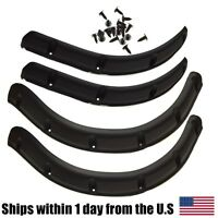 Golf Cart Standard Fender Flare Front Rear Club Car Ds Set Of (4) Flares