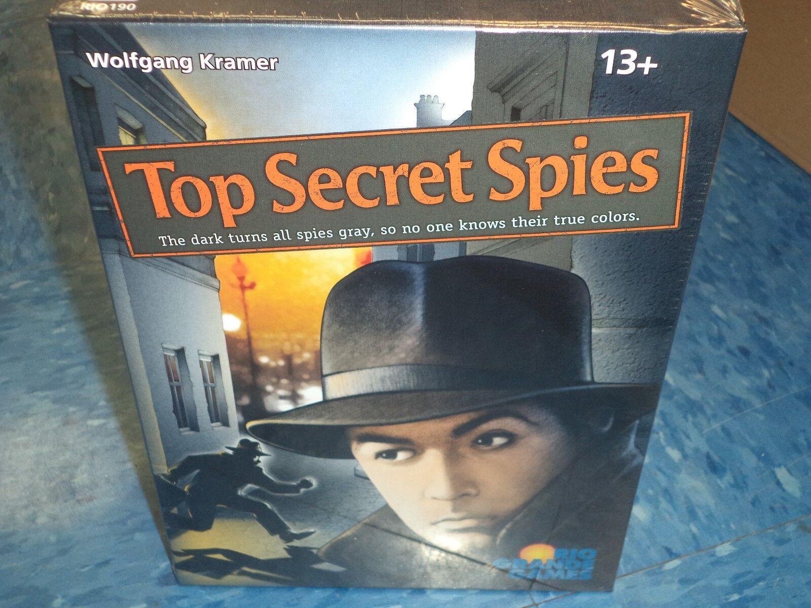 Top Secret  Spies - Rio Gree giocos Mystery Adventure gioco nuovo   outlet in vendita