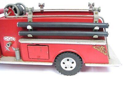 TONKA FIRE TRUCK FIRE EXTINGUISHERS SET OF TWO ORIGINAL PART