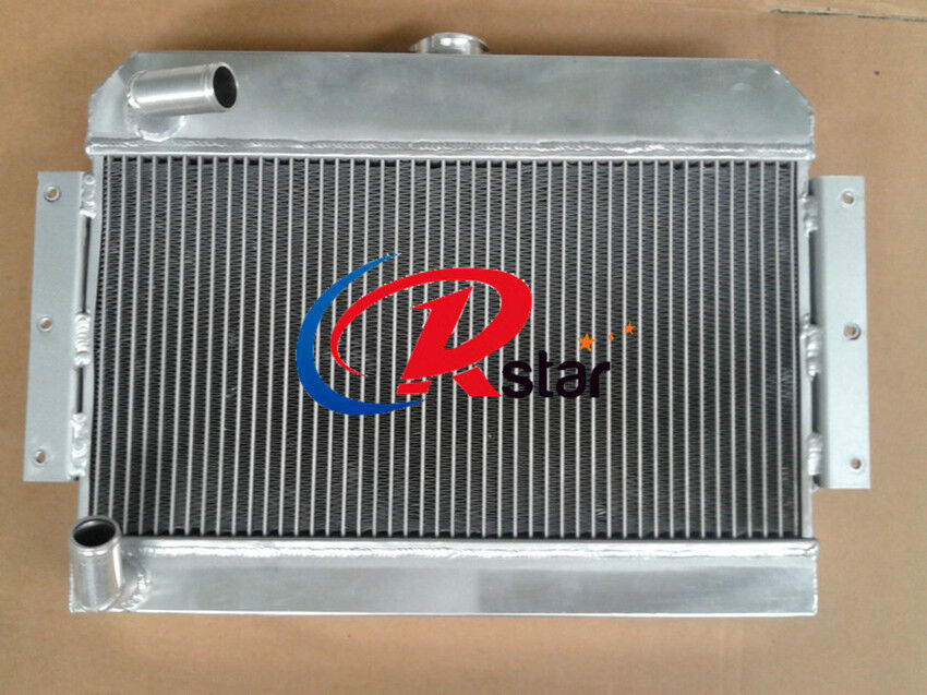 MGB-GT MT NIB Aluminum Radiator 3 ROW 56mm For ROVER MG