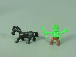 STECKIS-Funny-Cowboys-D-EU-1988-Figur-2-gruen-braun