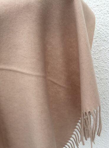 Wollschal PASTEL ROSE SCIARPA da DONNA sciarpa invernale sciarpa 100/% LANA MERINO 50x190 cm