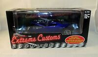 Hawk thom Taylor Extreme Customs Swoop Coupe Diecast Vehicle - 1/24 Scale