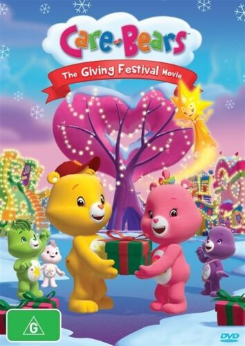 1 of 1 - Care Bears: The Giving Festival Movie DVD NEW