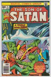 L6906-The-Son-Of-Satan-6-Vol-1-NM-Estado