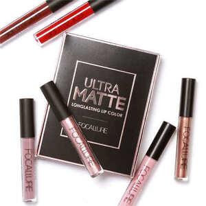 3-Pcs-focallure-ultra-mate-y-metalico-de-Larga-Duracion-maquillaje-de-labios-de-Color-Lapices