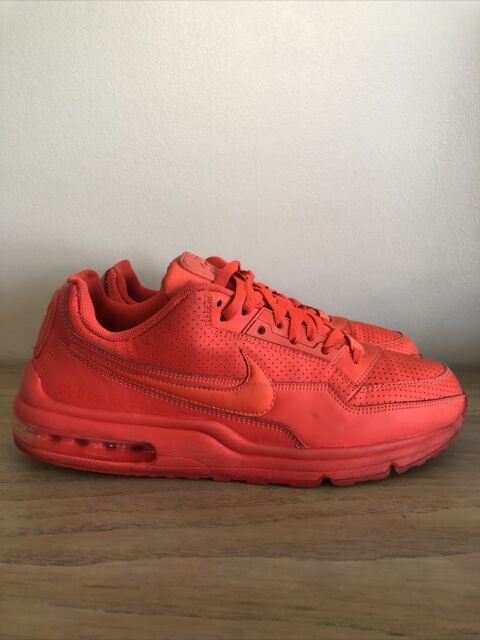 Size 12 - Nike Air Max LTD 3 Bright Crimson