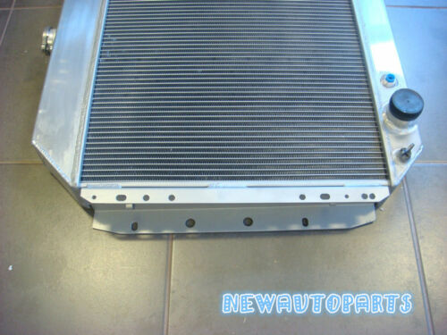 3 Row Aluminum Radiator For Ford F100 F250 F350 Bronco TRUCK V8 AT//MT 1967-1981