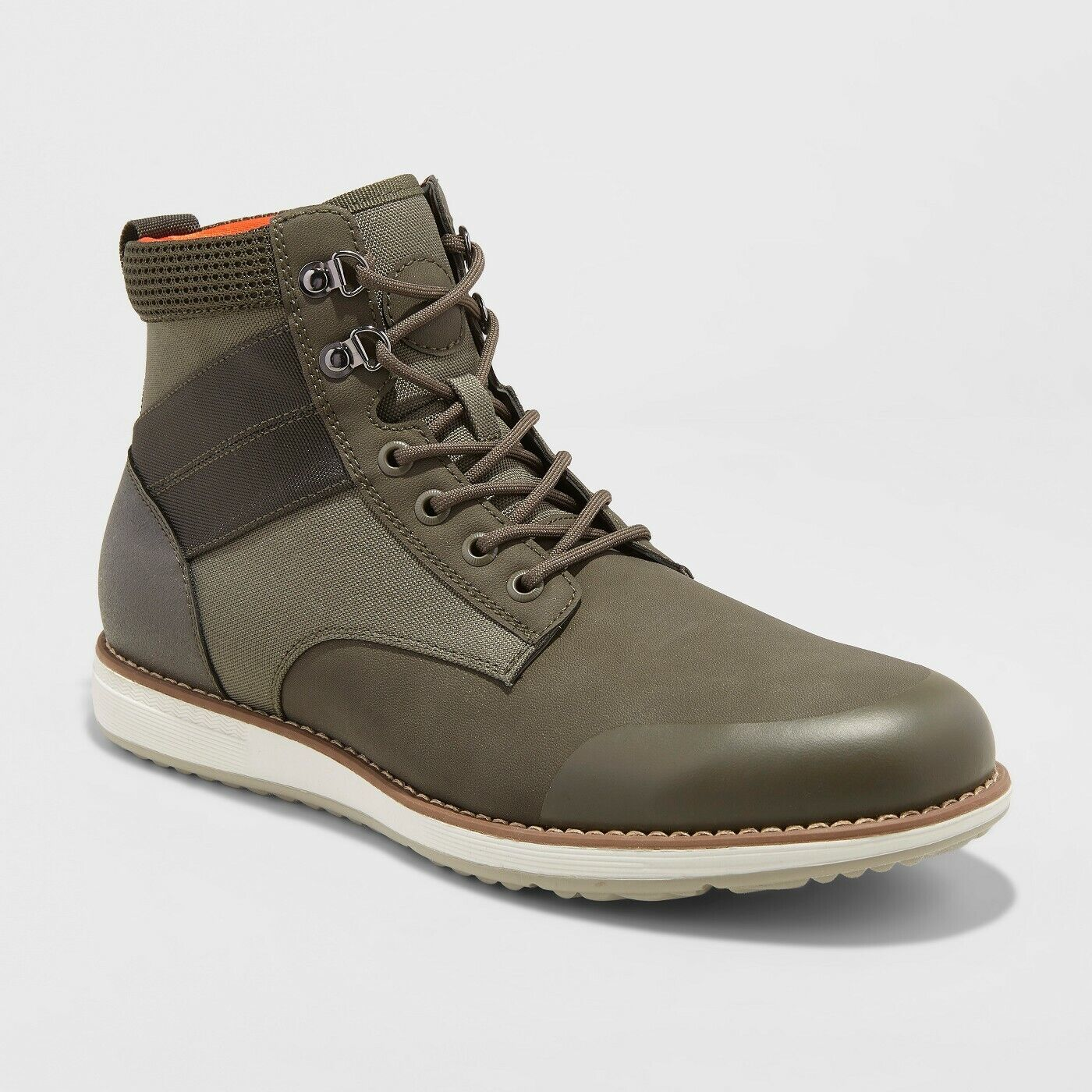 NWT Men's Phil Casual Fashion Boots - Goodfellow & Co Olive Green