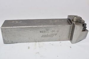 CARBOLOY-SYSTEMS-Style-MSBNL-24-6-Indexable-Turning-Tool-Holder-7-039-039-OAL