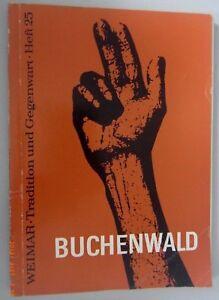Weimar-Tradition-und-Gegenwart-Heft-25-Chronik-KZ-Buchenwald-1974-SS-Juden