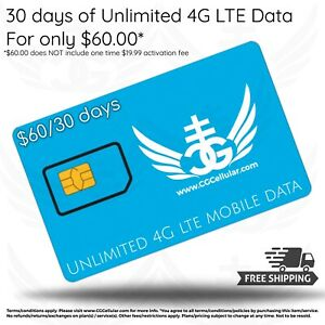 UNLIMITED-4G-LTE-DATA-FOR-TABLETS-AND-HOTSPOTS-AT-amp-T-NETWORK-30-DAYS-FOR-60