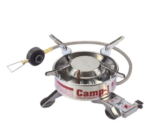 KOVEA CAMP1/& CAMP !+Plus  Remote Canister Stove OUTDOOR Camping Cooking Safety