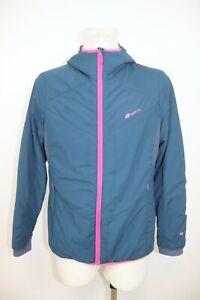 Skogstad-Women-039-s-HELDAL-PRIMALOFT-Hooded-Outdoor-Hiking-Jacket-sz-L