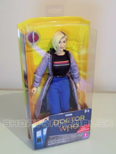 Jodie Whittaker Doctor Who-Il tredicesimo 13th Doctor-AVVENTURA Bambola
