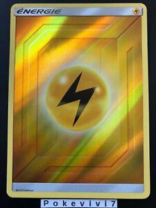 Carte-Pokemon-ENERGIE-ELECTRIQUE-Holo-Reverse-Soleil-et-Lune-11-5-SL11-5-FR-NEUF