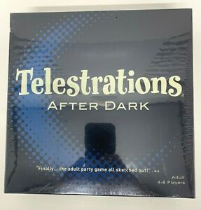 Telestrations After Dark | #1 Adult Party Game | The Telephone Game Sketched Out