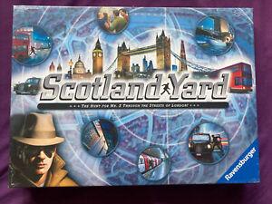 Ravensburger Scotland Yard Board Game - 26646 New And Sealed
