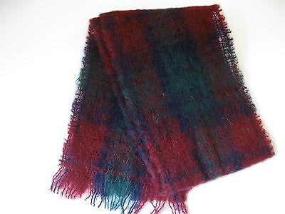 The Edinburgh Woollen Mill 100 Pure New Wool Multicolor Neck Scarf New Ebay
