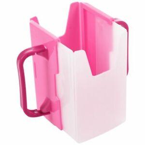 Baby-Child-Universal-Juice-Pouch-Milk-Box-Holder-Cup-Toddler-Self-Helper-B2I6