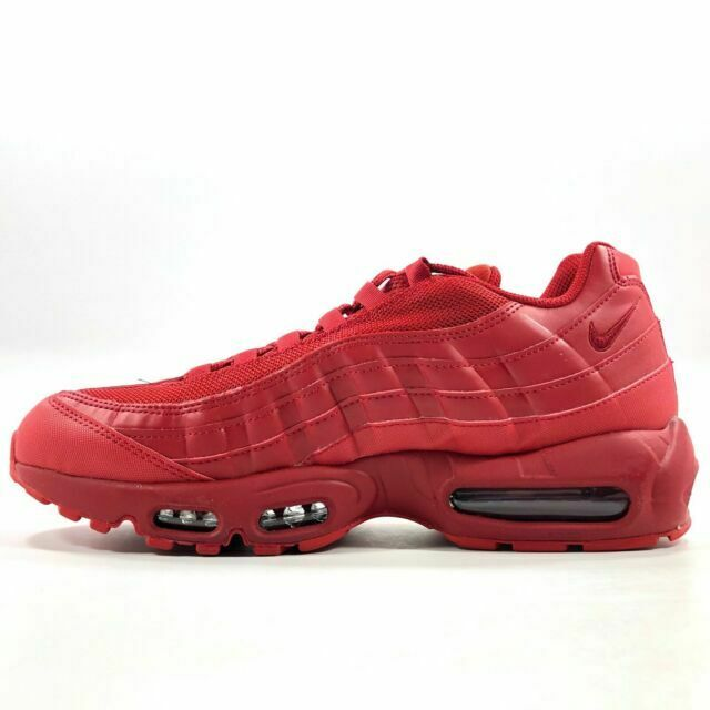 Size 10 - Nike Air Max 95 Triple Red 2020