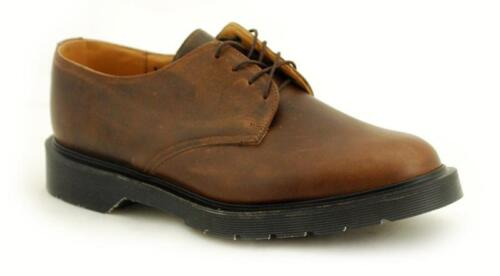 Solovair NPS Shoes Made in England 4 Eye Gaucho Shoe S049-L4995GAU