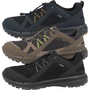 Details zu Ecco Terracruise II Pitkin GTX Men Trekking Hiking Herren Outdoor Schuhe 843034