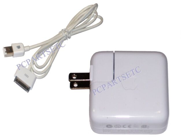 Genuine Apple iPod Nano Charger A1070 Firewire Cable 591 ...