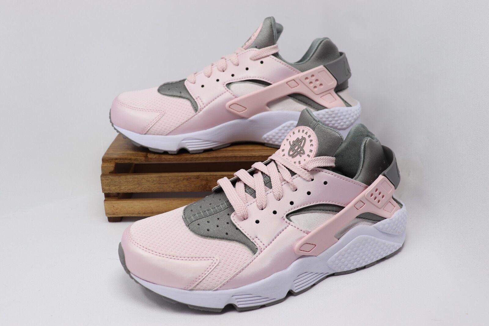 97ceb25b3286 Nike Air Huarache Running Shoes Arctic Pink Dusty White Sz 11 ...
