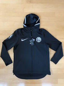 fc7c5ab6be6d26 Golden State Warriors Nike PE Therma Flex Showtime Full Zip Hoodie ...