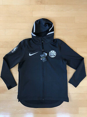 Golden State Warriors Nike PE Therma Flex Showtime Full Zip Hoodie Size XL | eBay