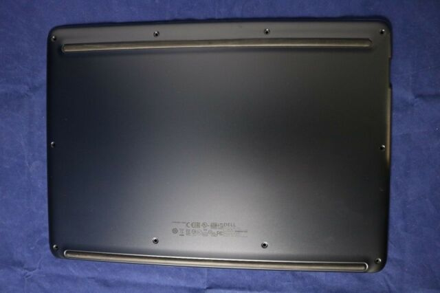 3VVPM  New Dell Latitude 7400 2-in-1 Laptop Bottom Base Case Lower Cover
