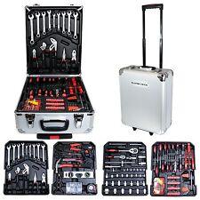 551 pièces aluminium boîtes à outils Ensemble d'outils Caisse à Boîte a