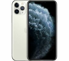 APPLE iPhone 11 Pro - 64 GB Mobile Smart Phone Silver - Currys