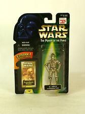 Star Wars Flashback Card C-3PO With Removible Arm  MOC potf2