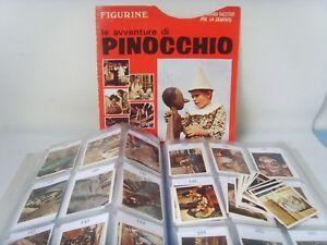 PANINI PINOCCHIO 1972 numero 236 figurina