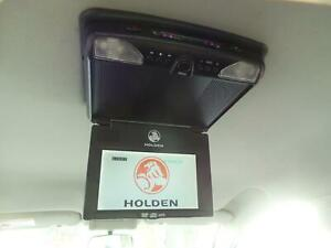 HOLDEN-CAPTIVA-STEREO-HEAD-UNIT-ROOF-MOUNTED-DVD-PLAYER-SCREEN-CG-09-06-02-11