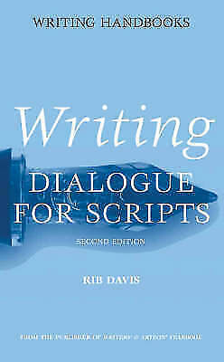 Writing Dialogue for Scripts (Writing Handbooks)-ExLibrary