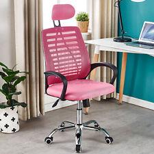 Office Chair Ergonomic Computer Gaming Mesh Desk Task Seat Adjustable Swivel