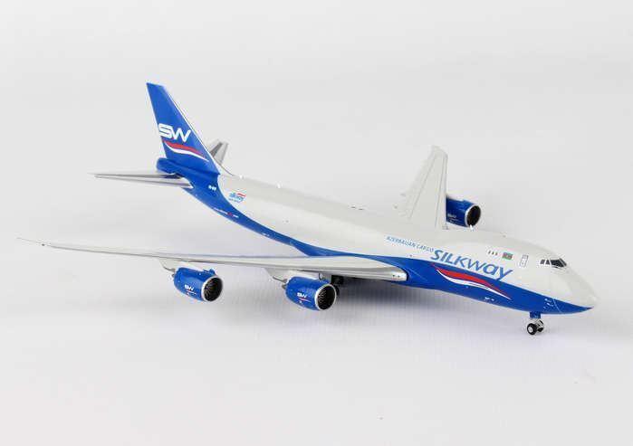 VQ-BVB REG 400 1 747-8F 400 1 JETS GEMINI SILKWAY GJ1553 BN