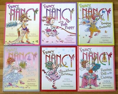 Lot 18 Fancy Nancy Picture Books Readers Jane O Connor 10 Hb Vgc L1 Ebay
