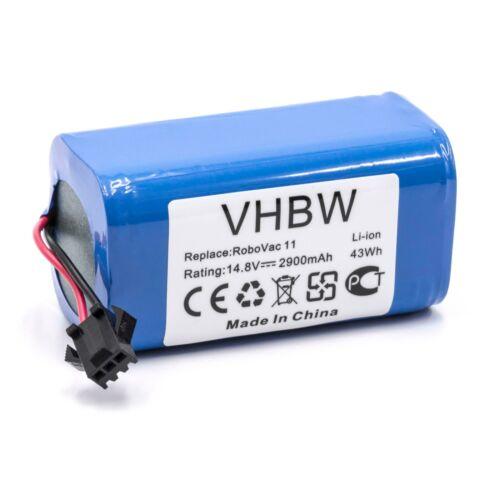 Akku Batterie 2900mAh für Ecovacs Deebot DN622 N79S N79
