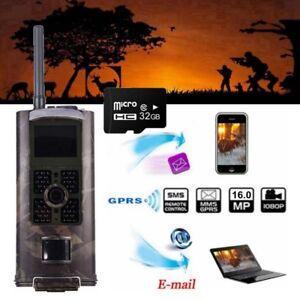 SunTek-HC-700G-16MP-3G-GPRS-HD-1080P-Video-Wildlife-IR-Hunting-Camera-32GB-Card