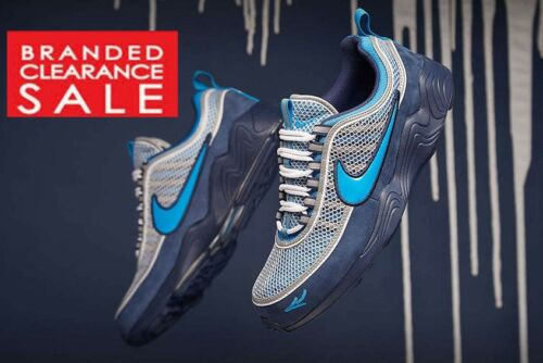Taille '16 Nikelab Air Nouveau Nike X Blanc Bleu Zoom 10 Stash Spiridon qwR0v05Ix
