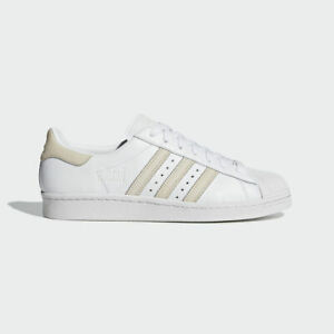 reputable site cc739 abcd2 Details about New Adidas Original Womens SUPERSTAR 80S WHITE CG7085 UNISEX  SIZE TAKSE