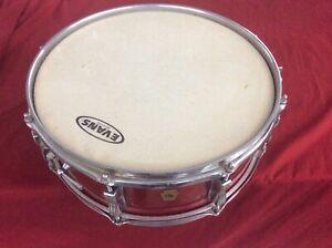 1967-Ludwig-Jazz-Festival-Snare-Drum-Red-Sparkle-Original-Case-Stand-Pratice-Pad